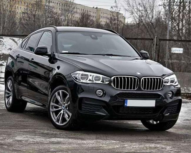 BMW X6 Hire