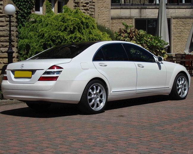 Mercedes S Class Hire